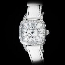 Jean Richard Milady  High Jewelry Ladies' Watch. Flawless Diamonds Case & Lugs