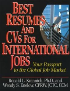 Details about Best Resumes and CVs for International Jobs : Your