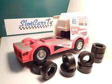 8 pneus urethane camion SCX 1/32
