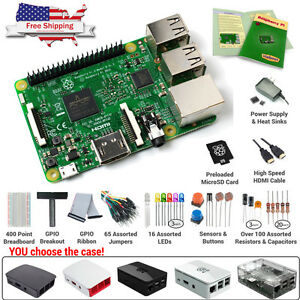 b19563b949d Image is loading Raspberry-Pi-3-Model-B-Ultimate-Kit