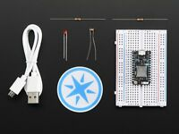 Particle Photon Starter Kit - Wifi Iot Internet Of Things Microcontroller Board