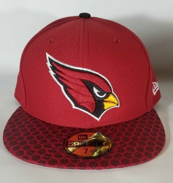 Sideline Away Arizona Cardinals New Era LP 59Fifty Cap