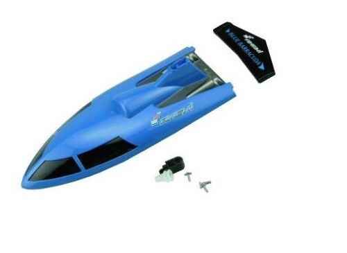 Ersatzteil Rennboot Speedboot Blue Barracuda Dichtung oben Abdeckung