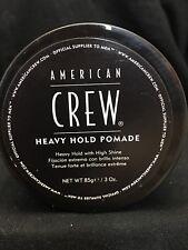 American Crew Heavy Hold Pomade High Shine 3oz