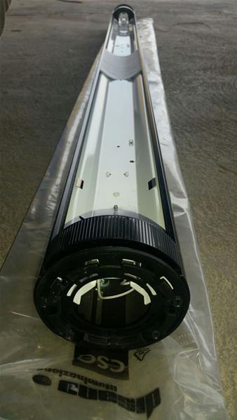 14664300 Disano Illuminazione Spa - Kendo 2100 Fl1x58 Nr Noir