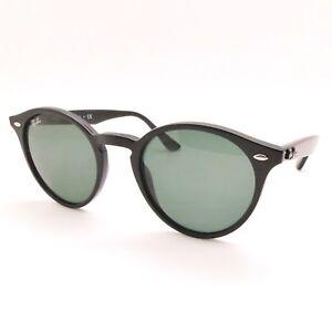 AUTHENTIC Ray Ban Sunglasses RB 2180 51mm 601 71 Black Green ... b656cc4dda
