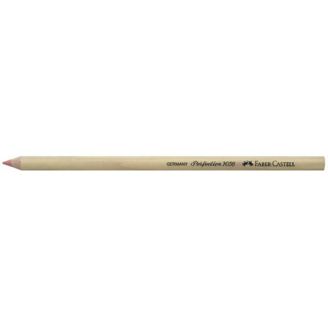 und Farbstifte Radierstift 7056 Faber-Castell Perfection einseitig für Blei