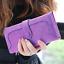 Long-Wallet-Faux-Suede-Woman-Lady-Purse-Female-Wallets-Card-Holder-Clutch thumbnail 15