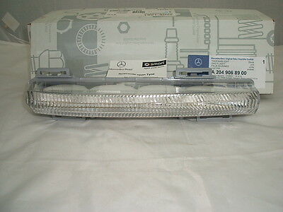 Genuine Mercedes-Benz R172 SLK L//H Daytime Running Light A2049058900 NEW!