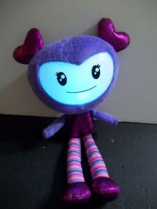 """SINGING BRIGHTLINGS PINK INTERACTIVE TALKING COLOR CHANGING RECORDING DOLL 15/"""""""