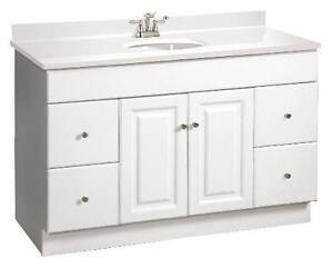 Image Is Loading Design House Wyndham 48 034 White RTA Bathroom