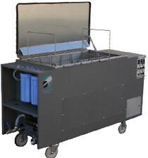 New 25 Gallon Omegasonics Pro Heated Ultrasonic Cleaner