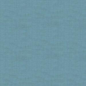 Makower Linen Texture Denim 1473//B Fabric 100/% cotton