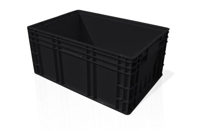 3x fabrikneue Stapelkisten Behälter Stapelbox R-KLT 6429, 600x400x280, 2. Wahl