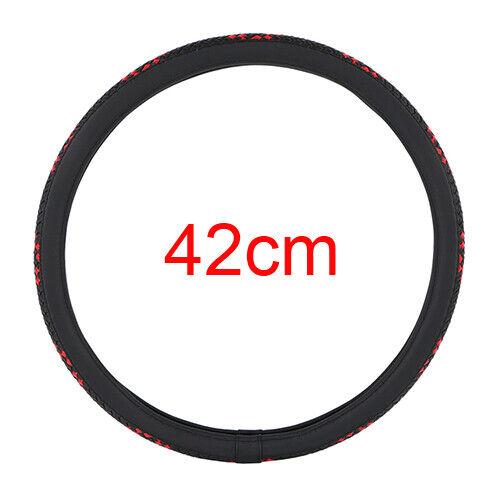 OshiCar® 42cm 45cm 47cm 50cm Steering Wheel Cover//Soft Warm Plush Winter Wheel