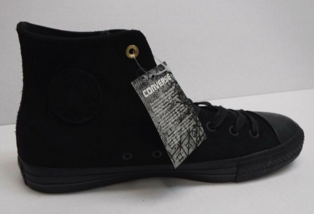 c72331e65643 Converse Unisex Chuck Taylor All Star Pro Hi Black black Skate Shoe 11 Men  US