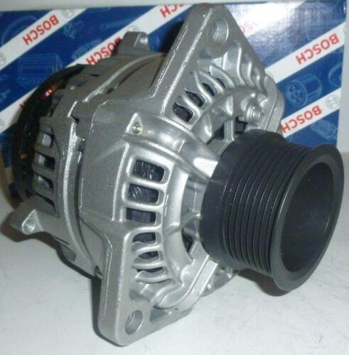 0124555002 002 orig 28 V Bosch Lichtmaschine 80 A 0986042360 Mercedes NKW