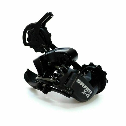 Details about  /SRAM X4 7-8-9 Speed Rear Derailleur Hybrid Mountain Bike RD Long or Medium Cage