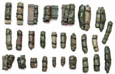 Tents, Tarps & Crates #3 (24 Pieces) 1/48 scale military model stowage
