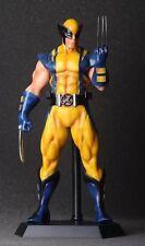 "Wave ASTONISHING X-men Wolverine Logan 12"" Statue Figure Figurine"