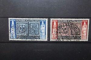 STAMPS-ITALIA-REPUBBLICA-1952-034-1-FR-BOLLI-DI-MODENA-E-PARMA-034-USED-SET-CAT-2