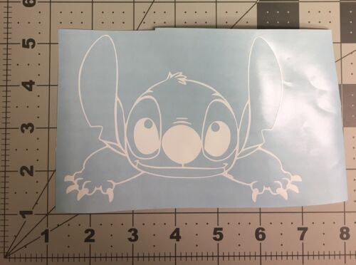 Lilo and Stitch Funny vinyl Decal for Cars windows Walls surfboards Trucks