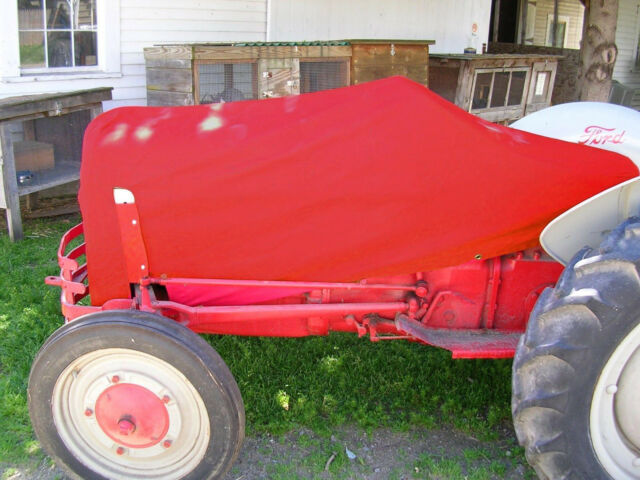 9n Ford Tractor >> Ford Tractor Radiator 2n 8n 9n