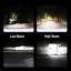 KIT-COPPIA-FARI-BIANCO-FREDDO-H7-36W-3800LM-6000K-AUTO-MOTO-LAMPADE-C6-LAMPADINE miniatura 4