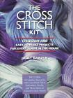 Cross Stitch Kit : 25 Elegant and Easy-to-Make Projects for Every Room in the House, with Fabric by Juliet Bawden (1997, Quantity pack)