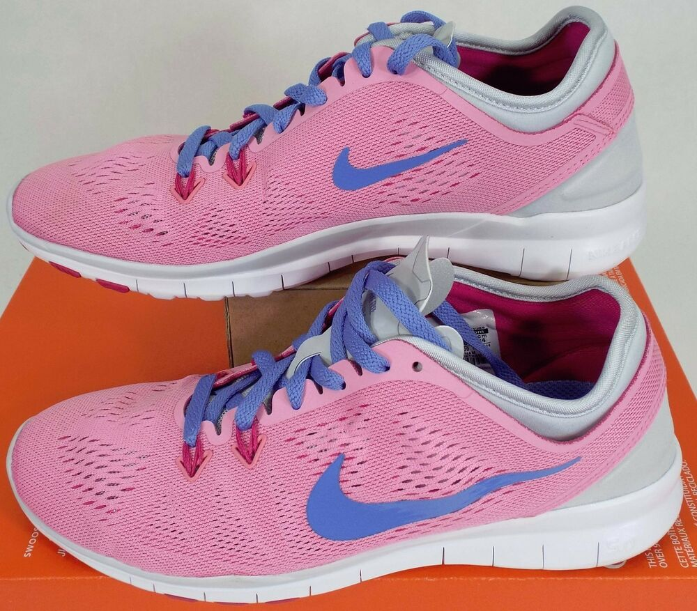 RARE SAMPLE Femmes 7 NIKE Free 5.0 TR Fit 5 Chaussures Rose Chaussures 120 704674-600 Chaussures 5 de sport pour hommes et femmes 1db249