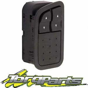 WINDOW-SWITCH-SUIT-BA-BF-BF2-FALCON-FORD-UTE-ELECTRIC-POWER-DOOR-BUTTONS