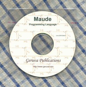 Maude-Programming-language-UNIX-Linux-rewriting-logic