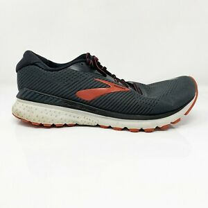 Brooks-Mens-Adrenaline-GTS-20-1103071D029-Black-Running-Shoes-Lace-Up-Size-13-D