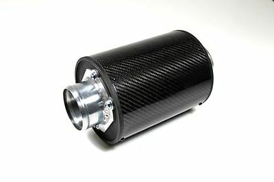 Forge Motorsport Pipercross Carbon Air Filter Canister 102mm O//D Inlet//Outlets