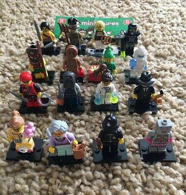 NEW LEGO MINIFIGURES SERIES 11 71002 Scarecrow