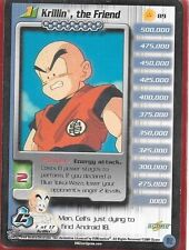 Dragonball Z TCG *Gratis Schutzhülle* | Krillin, the friend #89 | 2001