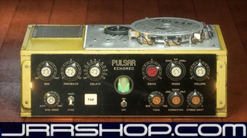 Pulsar Audio Echorec Echo//Delay Binson Plugin eDelivery JRR Shop