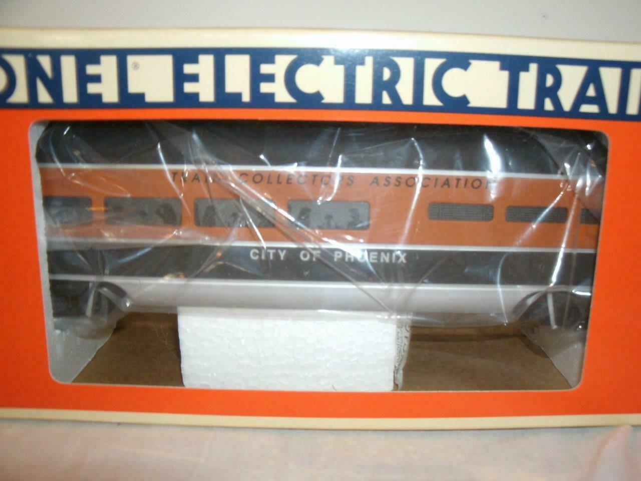 52106 T.C.A. Dining Car-City of Phoenix-Shipping Box included