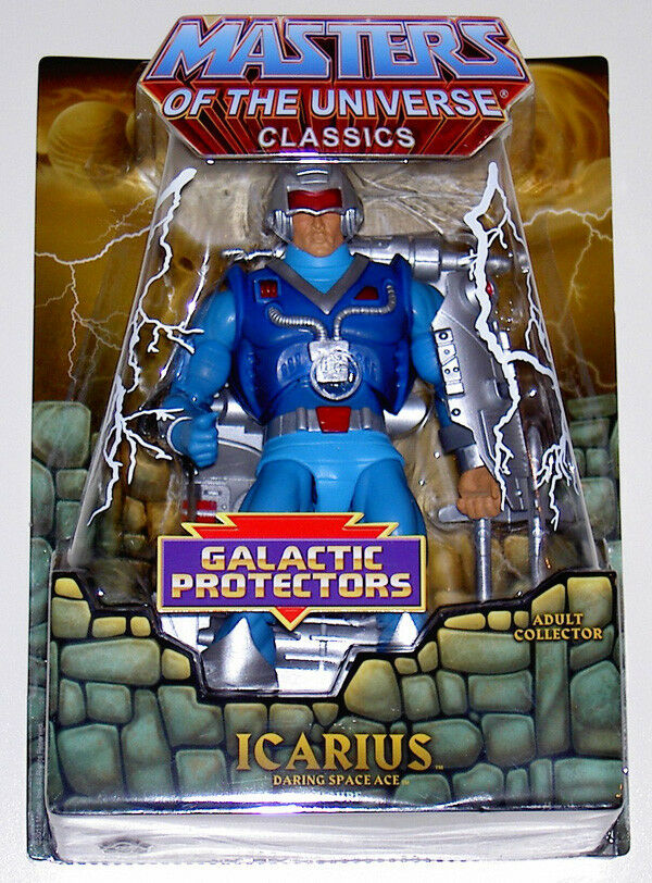 MOTU Classics Icarius Masters of the Universe Action Figure Galactic Protectors