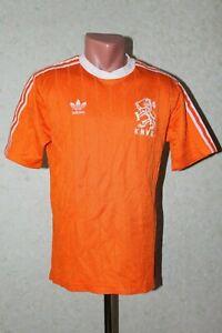 Netherlands Holland Football Vintage Shirt Soccer Jersey 1982 1983 Home Size M