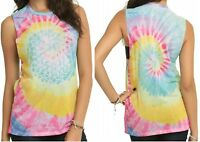 Bring Me The Horizon Tie-dye Muscle Top For Juniors Free Shipping