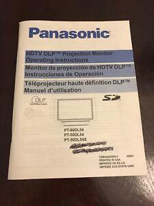 Amazon. Com: panasonic pt-50dl54j 120 watt tv lamp replacement.
