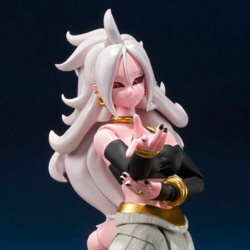 Bandai S.H.Figuarts Dragon Ball Android 21 Action Figure
