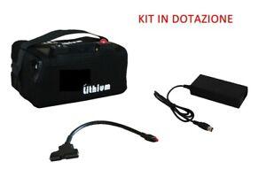 Batteria litio 18AH Litio 12V Golf