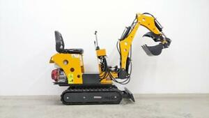 HOC RM07 MINI EXCAVATOR + 1 YEAR WARRANTY + FREE SHIPPING Canada Preview