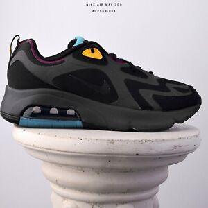 Competidores Imaginativo Esquivar  Nike Max 200 estilo de vida de Moda de Hombre Air Zapatillas Nuevo ...