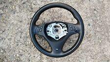 BMW E90 E91 E92 E93 06-11 325i 328i 330i 335i M tech Sport steering wheel OEM