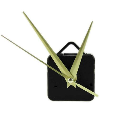 DIY Clock Movement Mechanism Hands Wall Repair Tool Parts Silent Kit Set
