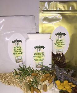 Curcuma-amp-Ginger-X-360-capsulas-de-gelatina-100-Sin-Rellenos