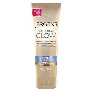 Jergens Natural Glow Fair To Medium Skin Tone Daily Moisturizer